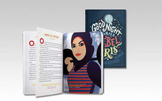 528667e48 Good Night Stories For Rebel Girls Volume 1